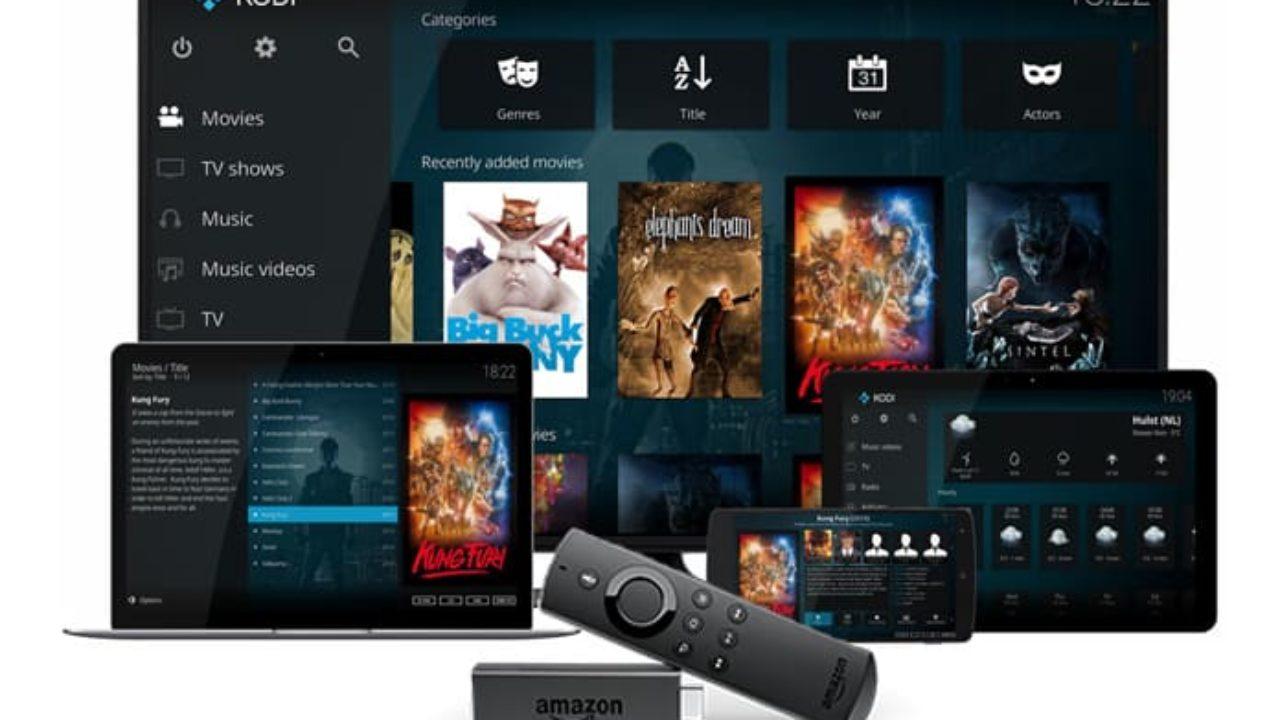 Install Kodi on FireStick, FireTV and Fire TV Cube with Kodi