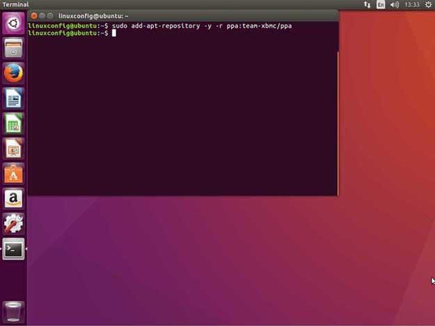 kodi update on ubuntu