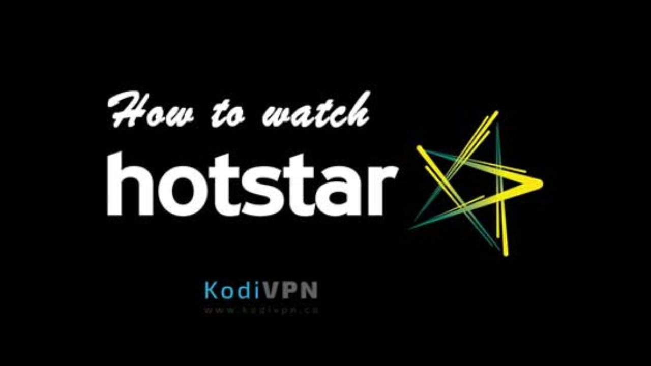 How to Watch HotStar Outside India With Vijay TV & More