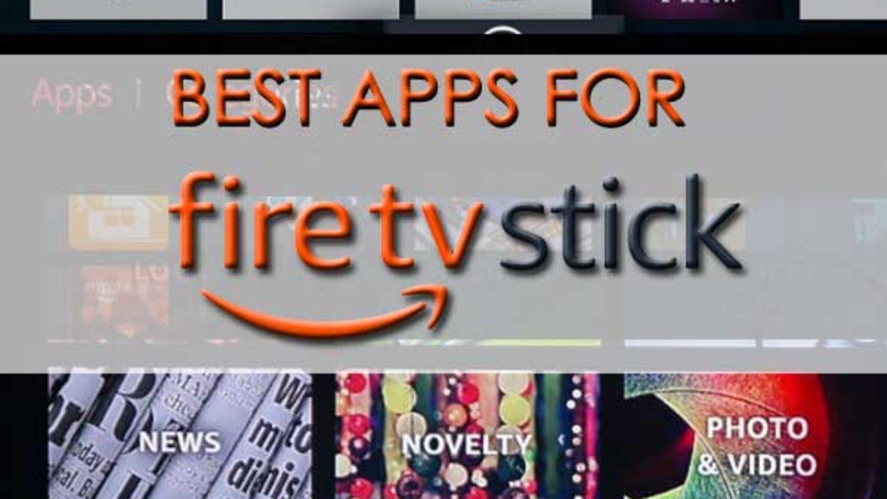 25 Best Firestick Apps for Amazon Fire TV & Fire TV Cube in 2019