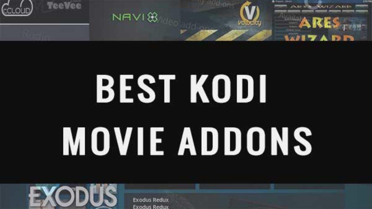 Best Kodi Movie Addons (August 2019 Updated) - KodiVPN Co